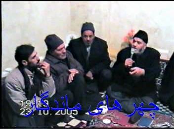 مرحوم مداح اهلبیت حاج محمد علی شایقی